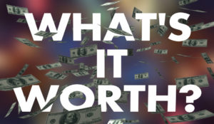 What is my business worth - business value