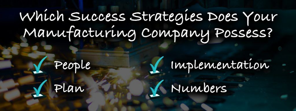 successful manufacturing companies
