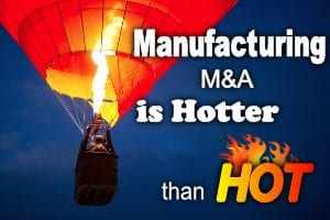 Positive Trends in Manufacturing