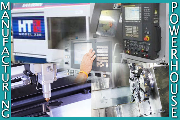 Southeast Based Specialty Precision Machining & Molding Company