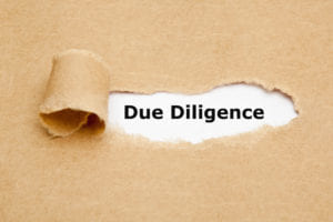 What to Expect During Due Diligence - Accelerated Manufacturing Brokers