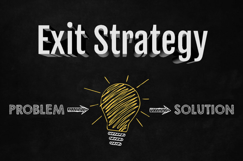 Exit Strategy Part 2 - Disclose Problems to Buyers